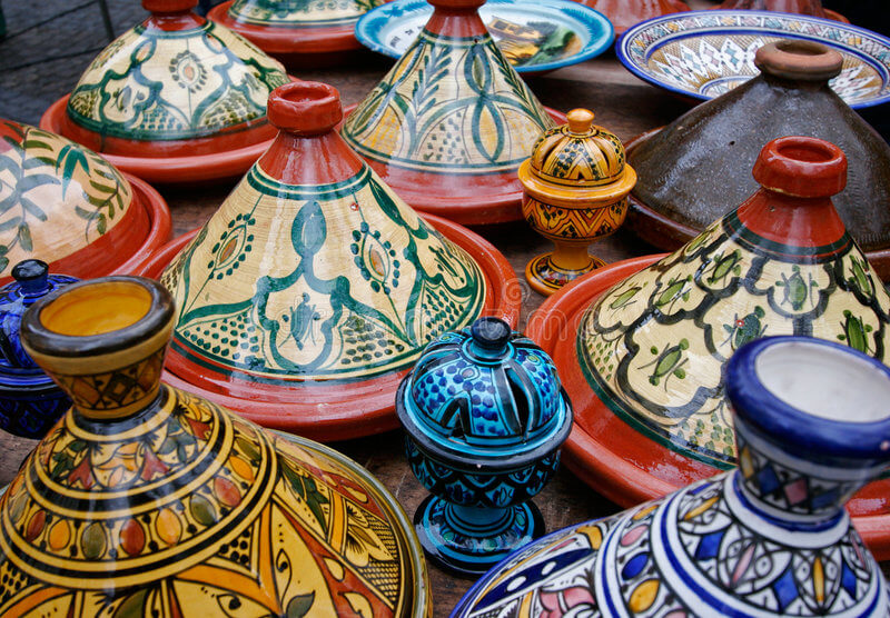 Arabian Crockery & Ceramics