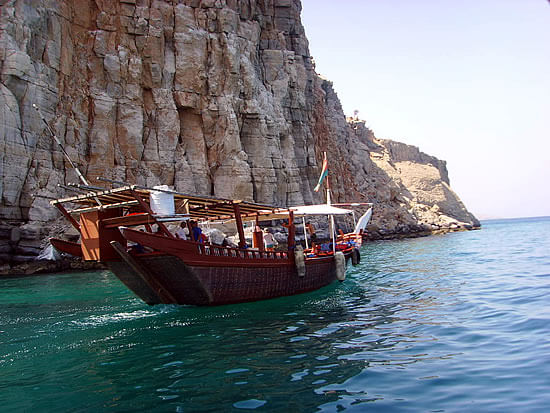 Musandam Tour from Dubai