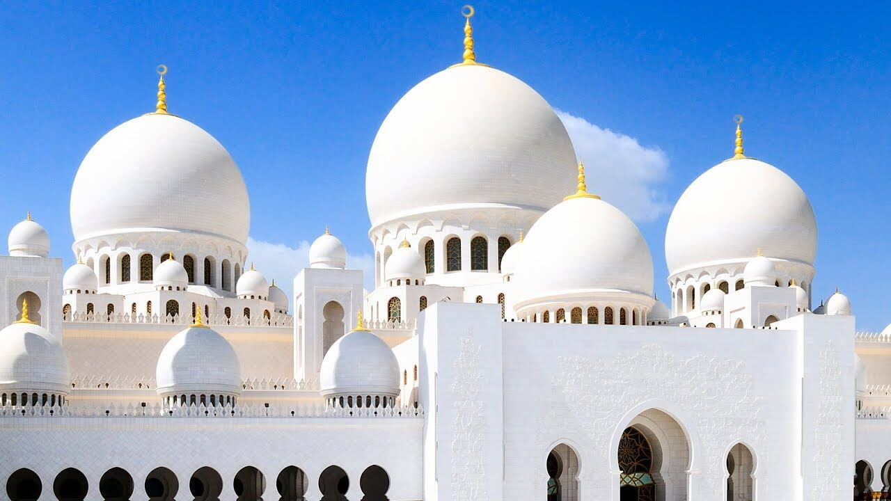 Sheikh Zayed Grand Mosque Abu Dhabi Dress Code Timings Facts