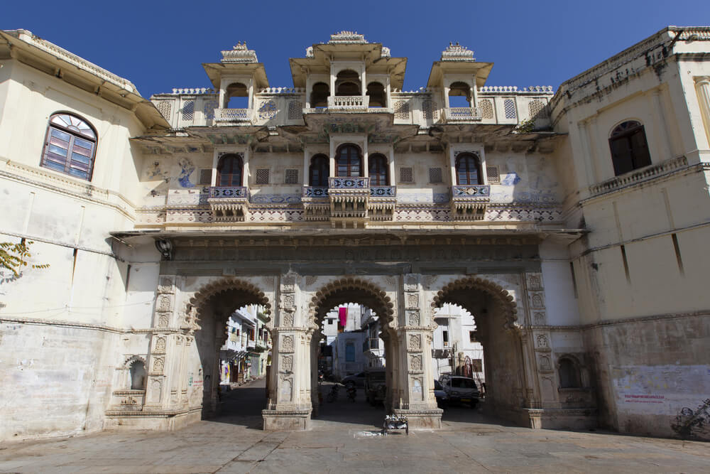 Bagore ki haveli Udaipure
