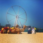 Ferris Wheel Dubai Eye 360  – Beauty Lies in the Eye of Dubai