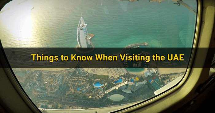 Dubai Rules for Tourists